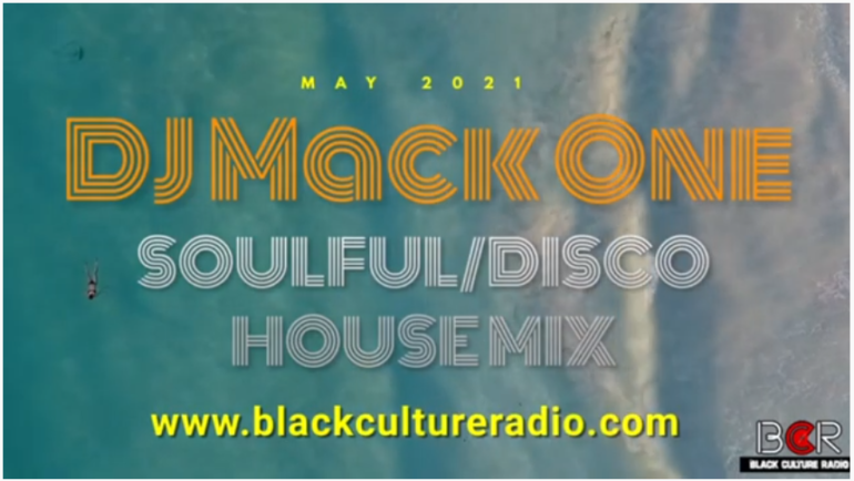 Black Culture Radio - DJ Mack One
